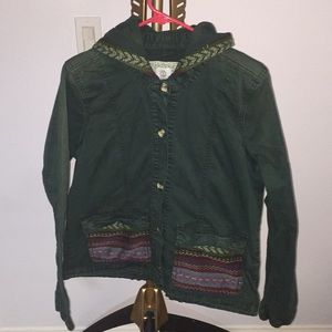 Green Element jacket
